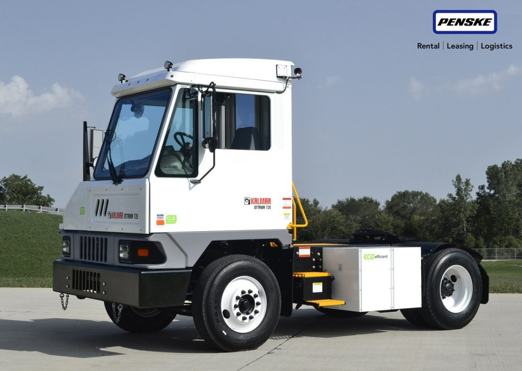 Electric Terminal Tractor to Fleet