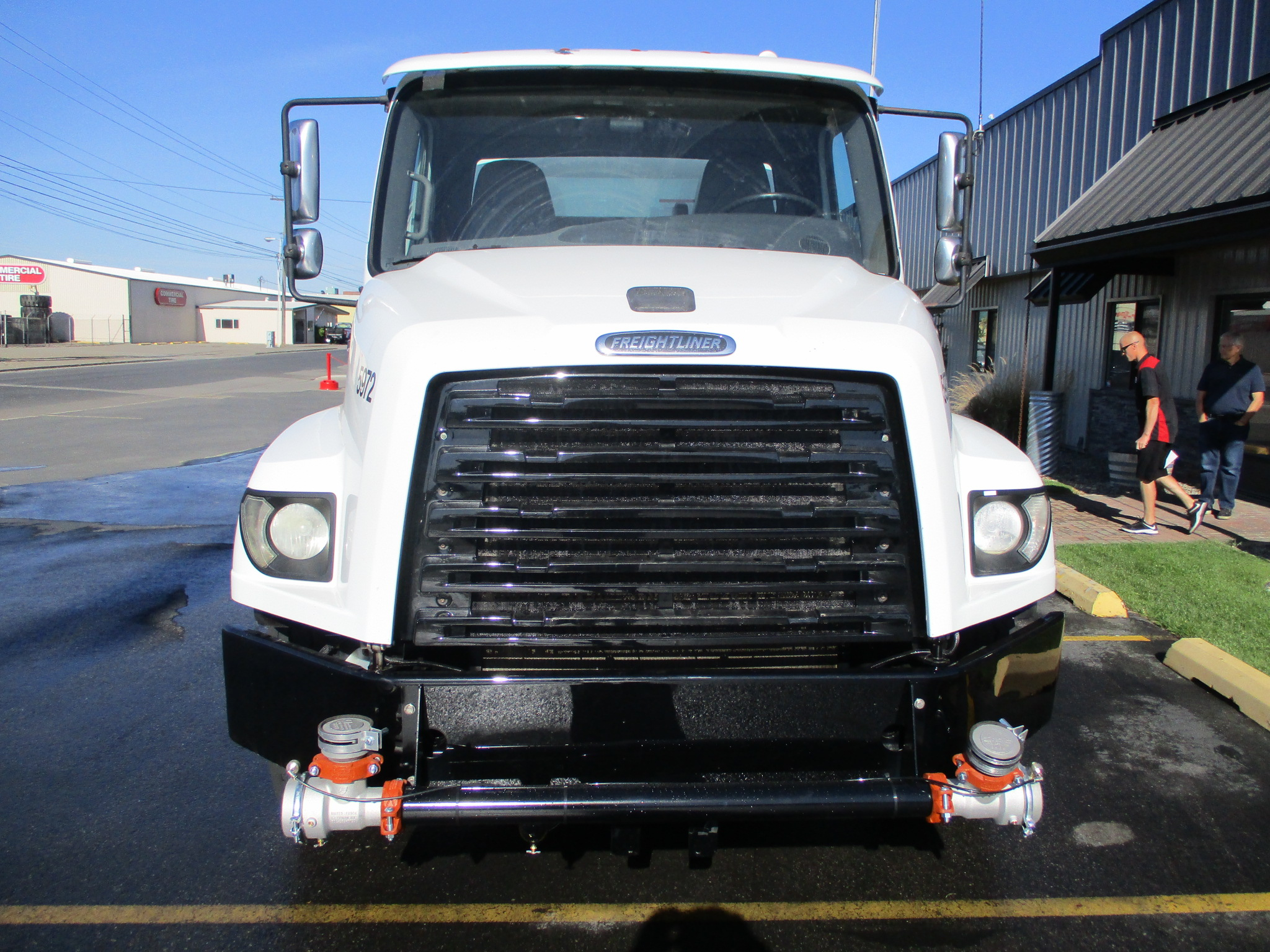 2014 FREIGHTLINER 114SD 5972-FRONT
